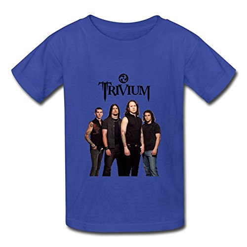 Youth Emotion Pre-cotton Trivium T-Shirt Large