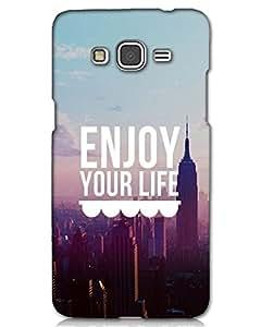 MobileGabbar Samsung Galaxy On7 Back Cover Printed Hard Case