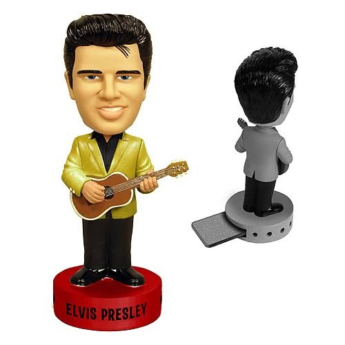 Picture of Funko Elvis Presley Bobble Breeze Bobble Head Figure (B002ROJKPI) (Funko Action Figures)