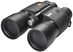 Bushnell Fusion 1-Mile ARC Binocular Laser Rangefinder with Matrix Display by Bushnell