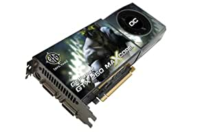 BFG BFGEGTX260MC896OCE NVIDIA GeForce GTX 260 OC MAXCORE 896MB GDDR3 PCI Express 2.0 Graphics Card