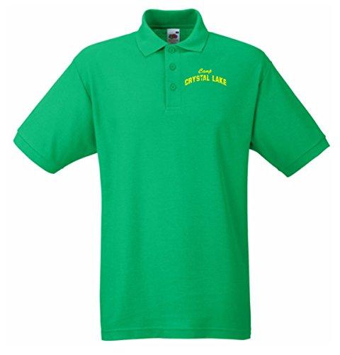 T-Shirtshock - Polo TF0087 inspired by Friday the 13th, Taglia XXL