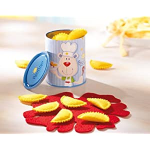 children's toy Ravioli set by biofino