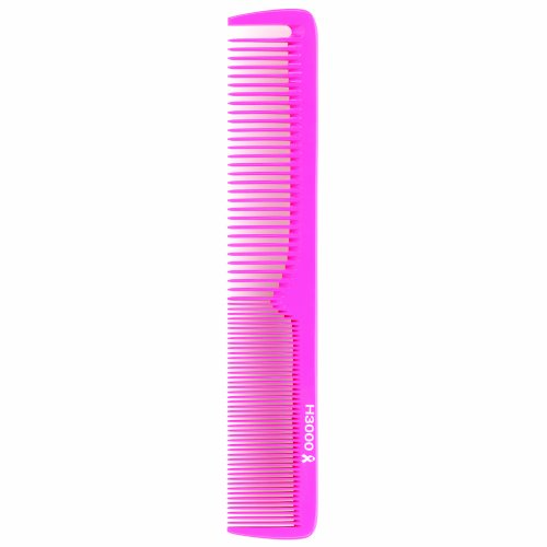 h3000-styling-ceramic-carbon-comb-static-free-in-pink-free-a-viva-magic-4-sided-nail-buffer