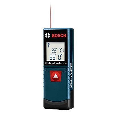 Bosch Digital Laser Distance Measurer (65' Range)