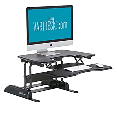 VARIDESK - Height-Adjustable Standing Desk - Pro Plus 30