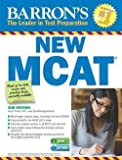 img - for Jay Cutts: Barron's New MCAT [With CDROM] (Paperback); 2014 Edition book / textbook / text book