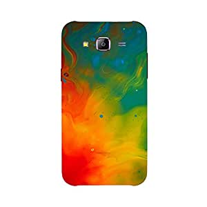 Back cover for Samsung Galaxy E5 Colourfull Life