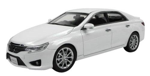 Hi Story 1/43 トヨタ マークX 350S 2012 ホワイトパールクリスタル