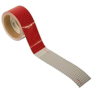 CLEAN RITE/BLAZER INTERNATIONAL - Reflextive Tape, 2 x 18-In. x 30-Ft.