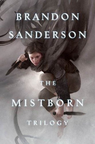 Mistborn Trilogy cover