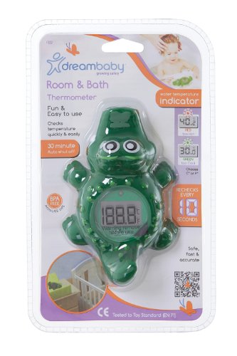 Dreambaby Room & Bath Thermometer - 1