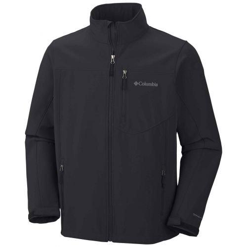Salden: erste Vergleich! Columbia Damen Softshell Jacke Prime Peak Omni-wind-schwarz