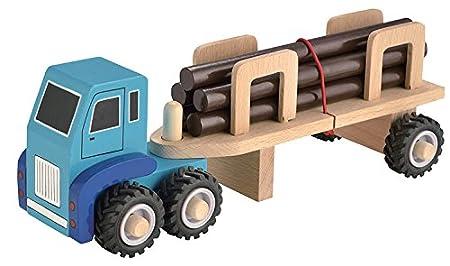 New Classic Toys - 1961 - Maquette - Camion De Transport De Bois