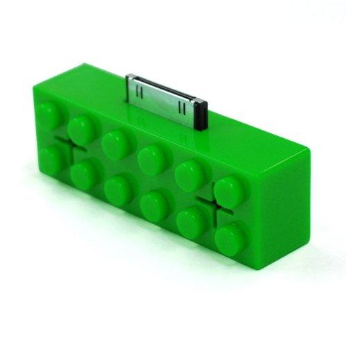VERSOS iBlock SPEAKER 緑 BB5002-G