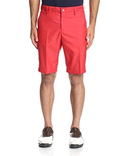 J.Lindeberg Golf Men's Lawrence Regular Micro Twill Short