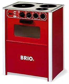 BRIO(ブリオ) 木のおもちゃ レンジ ままごと キッチン