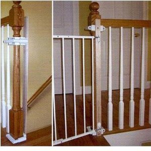 Stairway Gate Installation Kit (K12) by KidCo on sale