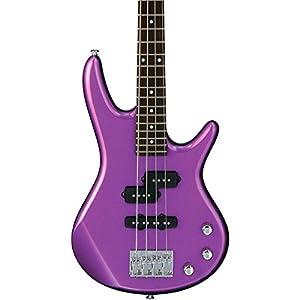 Ibanez GSRM20MPL GSR Series Electric Bass, Metallic Purple Finish