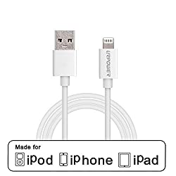 I Phone Charger,Urpower 8 Pin Lightning To Usb Sync Cable Charger Cord For Apple I Phone 6s Plus/ 6s/ 6 Plus/ 6/ 5/ 5s/ 5c, I Pod 7, I Pad Mini 4/ Mini 3/ Mini 2/ Mini, I Pad Air 2/ I Pad Air/ I Pad 4 And I Pod Nano 7th Gen(Compatible With I Os 9) 3.3 Feet