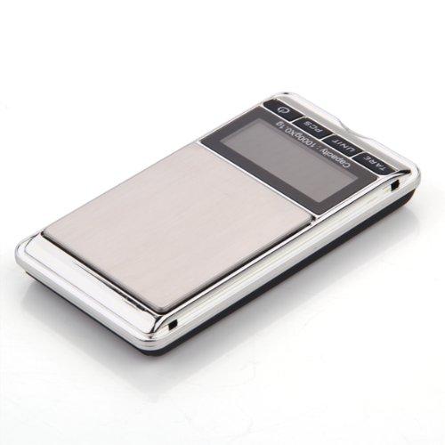 dodocool 1000g x 0.1g LCD Mini Digital GRAM bijoux de poche échelle