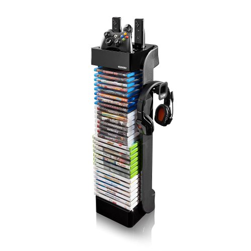 Rt Controller Tower With Headset Hanger By Levelup