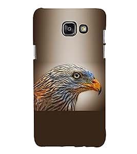 Snapdilla Pretty Stylish Royal Wild Zoo Lovely Bird Eagle Hd Photo 3D Print Cover for Samsung Galaxy A5 2016 :: Samsung Galaxy A5 2016 Duos :: Samsung Galaxy A5 2016 A510F A510M A510FD A5100 A510Y :: Samsung Galaxy A5 A510 2016 Edition