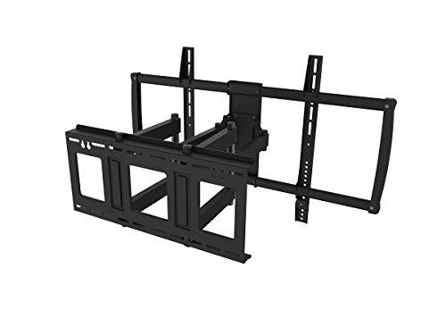 Black Full-Motion Tilt/Swivel