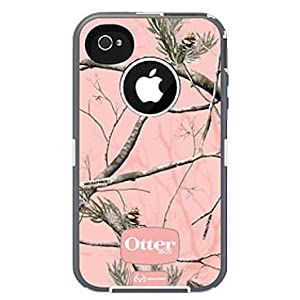 Otterbox Defender Realtree Series for iPhone 44S  1 Pack  Case