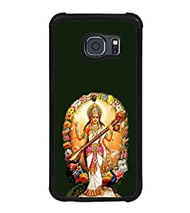 ifasho Designer Phone Back Case Cover Samsung Galaxy S6 G920I :: Samsung Galaxy S6 G9200 G9208 G9208/Ss G9209 G920A G920F G920Fd G920S G920T ( Cute Dog Colorful Pattern Design )