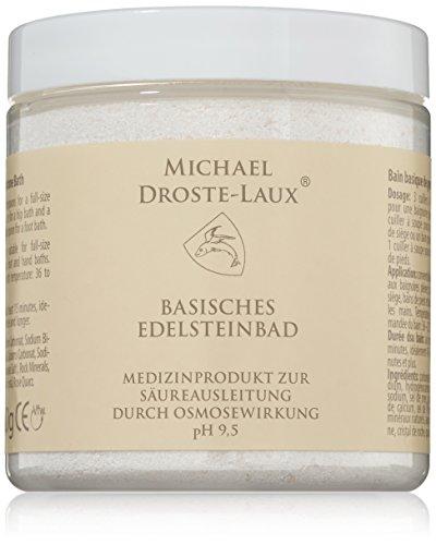 Michael Droste-Laux Naturkosmetik basisches Edelsteinbad, 1er Pack (1 x 300 g) thumbnail