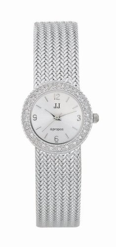 Buy Jules Jurgensen Women's Fine European Crystal Accented Watch #A126W