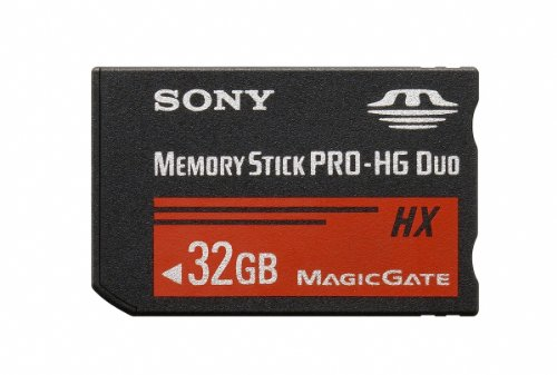 Sale!! Sony 32 GB MS PRO-HG DUO HX High Speed Memory Card (MSHX32B/M)