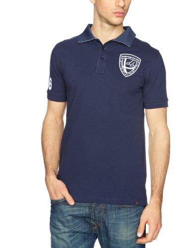 D.Brand Boudal Men's Polo Shirt Navy XX-Large