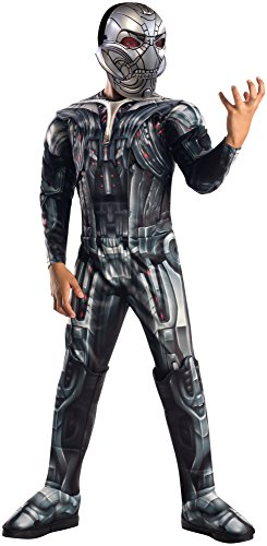 Rubie's Costume Avengers 2 Age of Ultron Child's Deluxe Ultron Costume, Small