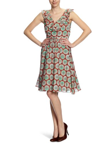 Nafnaf damen kleid knielang rnr79d gr 40 42 fra for Piscine 42 exam