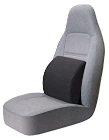 Portable Lumbar Seat Cushion - Black