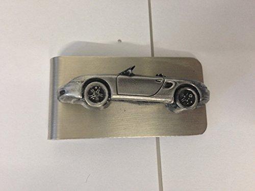 porsche-boxster-3d-zinn-effekt-emblem-auf-eine-atemberaubende-geld-clip-ref192