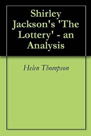 an analysis of social hierarchy among males in the lottery by shirley jackson