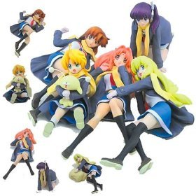 Girls Bravo : A Whole Pile of Girls PVC Figures