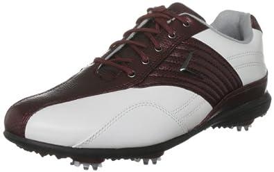 Corina Corina, Chaussures basses femme - Blanc / Rouge-V.3, 36.5 EU (4.5 UK)