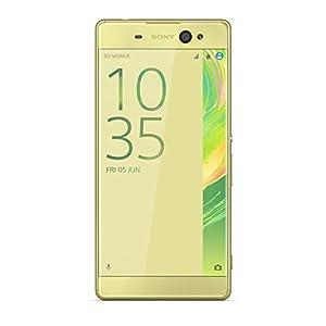 Sony Xperia XA Ultra SIM-Free Smartphone - Lime Gold