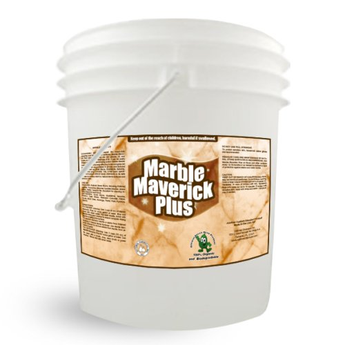 Commercial Granite Cleaner - Marble Maverick: Plus 5 Gallon front-98629