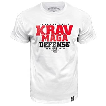 Krav Maga Defense Combat System, MMA T-shirt (size Small)