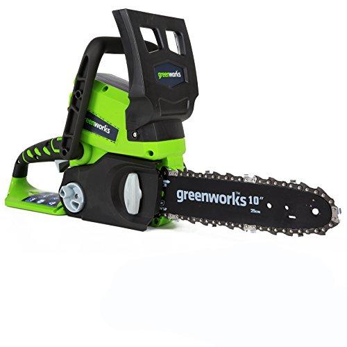 Greenworks Tools - Sierra eléctrica a batería (sable de 25...