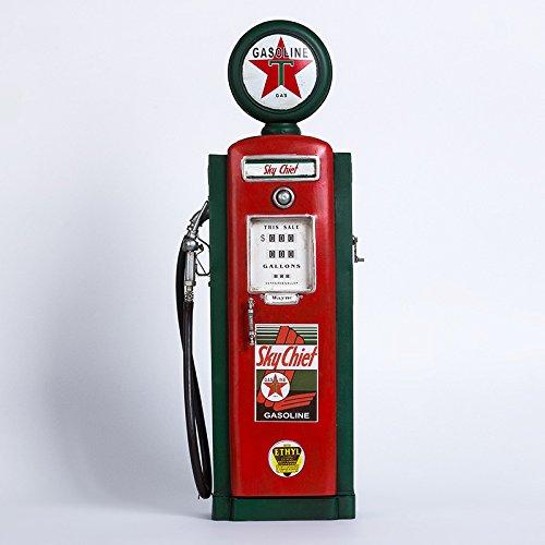 ym-creativo-annata-1955-chief-texaco-gas-pompa-modello-decorazioni-per-la-casa