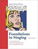 Foundations in Singing w/ Keyboard fold-out