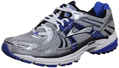 Brooks Mens Defyance 6 Running Shoes Color: Olympc/Slvr/Pvmnt/Blck/Wht Size: 9.5