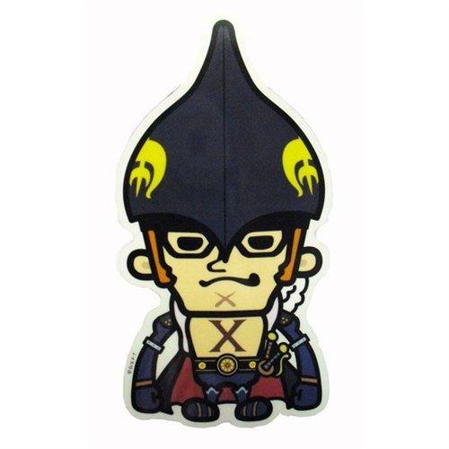 ワンピース×PansonWorks《ドレーク》Bigステッカー☆キャラクターグッズ通販☆