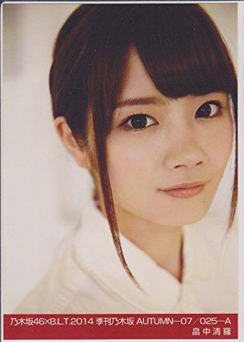 乃木坂46公式生写真 B.L.T.2014 季刊乃木坂 AUTUMN 【畠中清羅】BLT